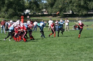 Youth Football Special Teams Punting