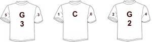 t-shirt offensive line tool
