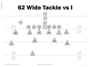 Wide Tackle 62