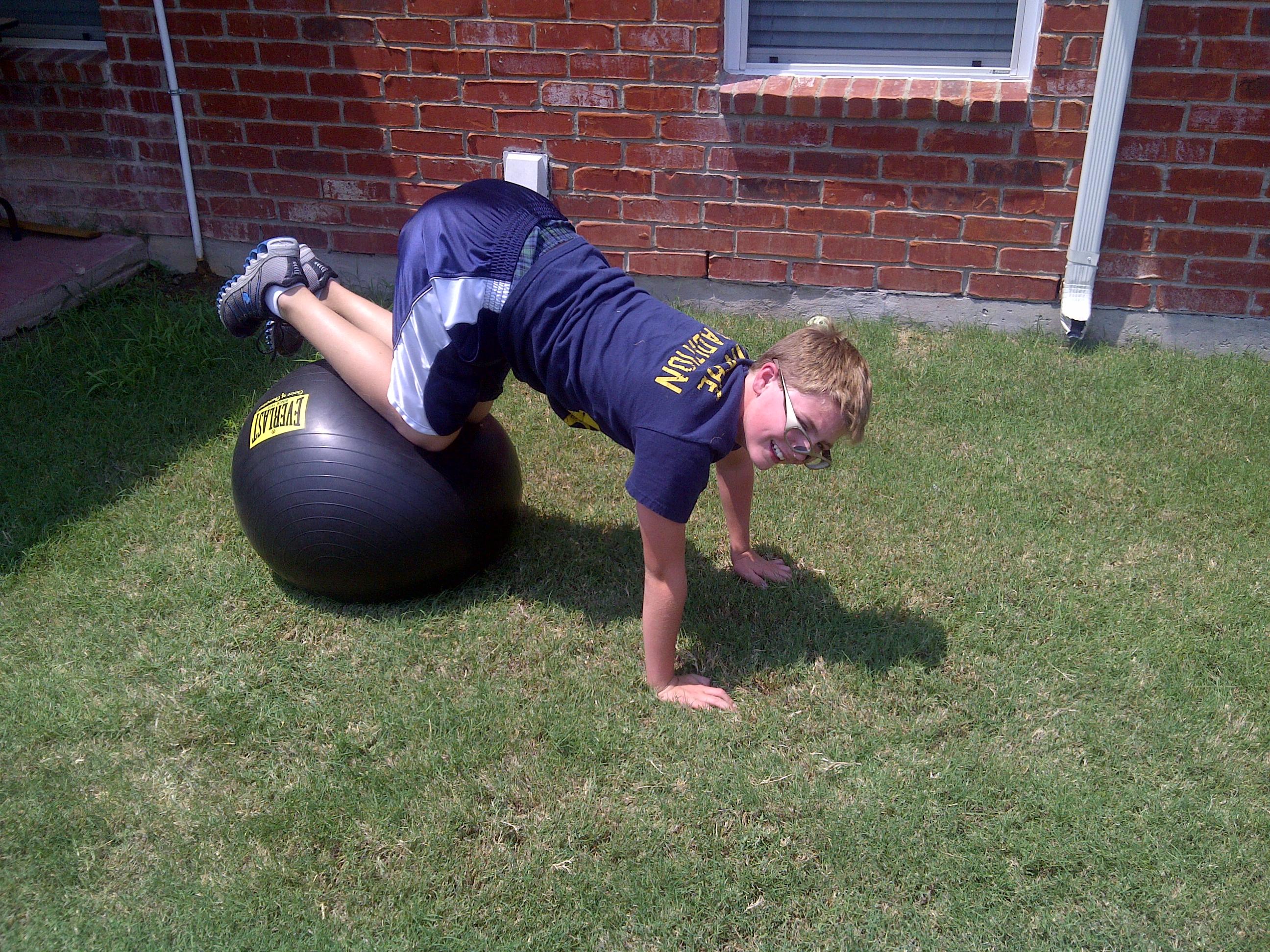 backyard football burst speed camp test coaching youth football