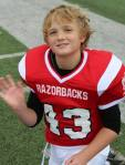 Zane Parker KYA Youth Football