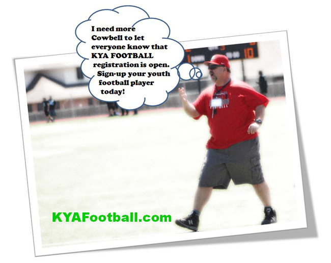 KYA Youth Football Registration