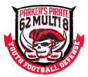 Pirate 62 Multi 8 Youth Football Defense Playbook