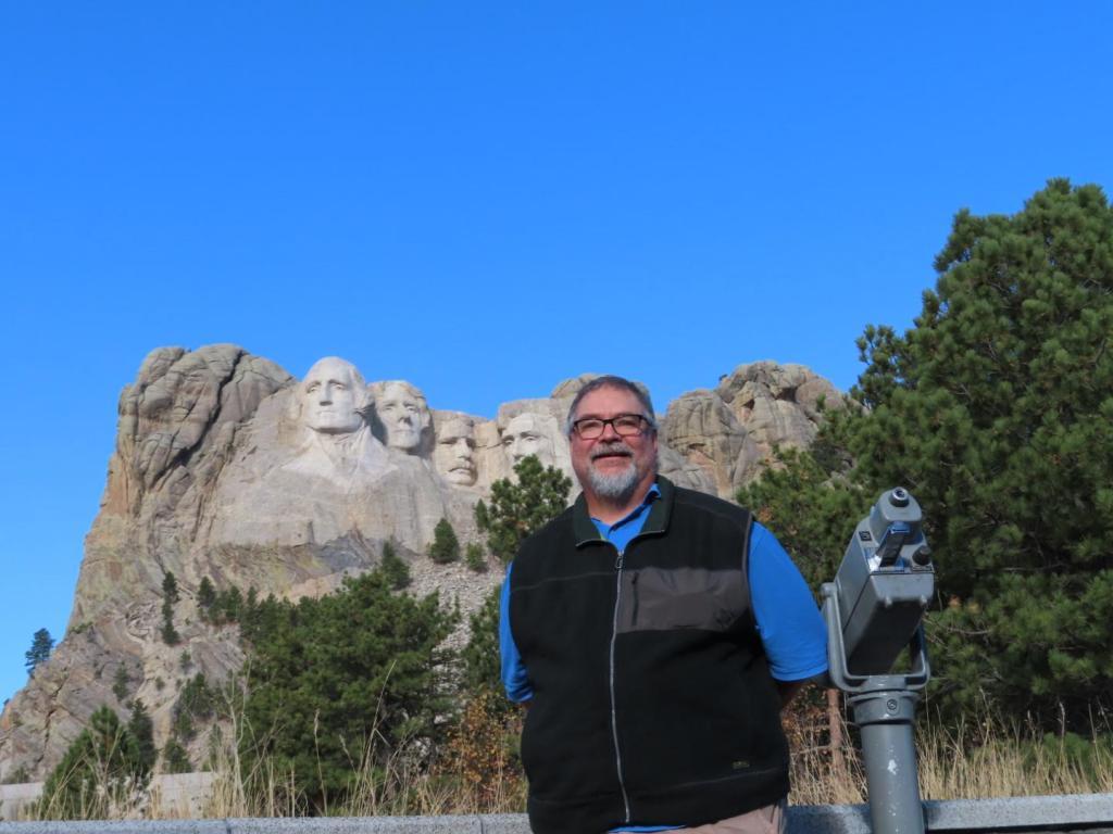 Mt Rushmore SD