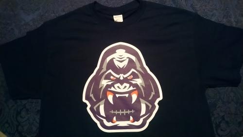 Beast Football TShirt
