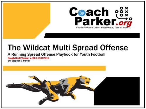 Wildcat Multi Spread Offense eBook PDF