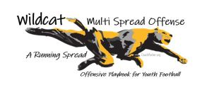 Wildcat Multi Spread Offense Youth Football Playbook